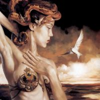 Julie Bell Gallery | Fantasy Art