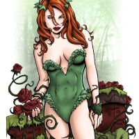Tom_Pollock-Poison_Ivy_By_Tom_Pollock