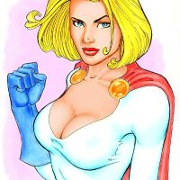 Dave_Hoover-Power_Girl_By_Dave_Hoover